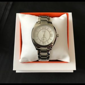 MOVADO Accessories - MOVADO Esq Watch, Round Case, Stainless Steel